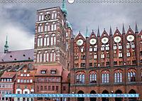 Stralsund und die Boddenlandschaft (Wandkalender 2019 DIN A3 quer) - Produktdetailbild 1
