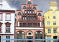 Stralsund und die Boddenlandschaft (Wandkalender 2019 DIN A3 quer) - Produktdetailbild 3