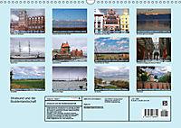 Stralsund und die Boddenlandschaft (Wandkalender 2019 DIN A3 quer) - Produktdetailbild 13