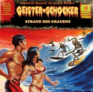 Strand Des Grauens (Limited Vinyl Lp), Geister-Schocker