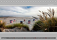 Strandblicke Borkum und Norderney (Tischkalender 2019 DIN A5 quer) - Produktdetailbild 8