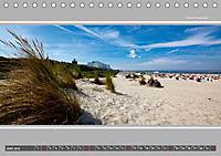 Strandblicke Borkum und Norderney (Tischkalender 2019 DIN A5 quer) - Produktdetailbild 6