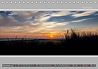 Strandblicke Borkum und Norderney (Tischkalender 2019 DIN A5 quer) - Produktdetailbild 12