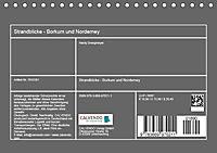 Strandblicke Borkum und Norderney (Tischkalender 2019 DIN A5 quer) - Produktdetailbild 13