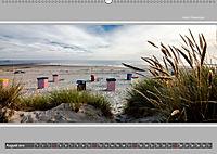 Strandblicke Borkum und Norderney (Wandkalender 2019 DIN A2 quer) - Produktdetailbild 8