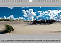 Strandblicke Borkum und Norderney (Wandkalender 2019 DIN A4 quer) - Produktdetailbild 1