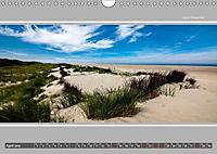 Strandblicke Borkum und Norderney (Wandkalender 2019 DIN A4 quer) - Produktdetailbild 4