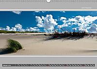 Strandblicke Borkum und Norderney (Wandkalender 2019 DIN A3 quer) - Produktdetailbild 1