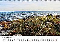 Strande und Bülk 2019 (Wandkalender 2019 DIN A3 quer) - Produktdetailbild 4