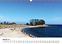Strande und Bülk 2019 (Wandkalender 2019 DIN A3 quer) - Produktdetailbild 1