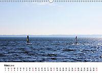 Strande und Bülk 2019 (Wandkalender 2019 DIN A3 quer) - Produktdetailbild 3