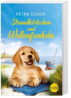 Strandkörbchen und Wellenfunkeln - Petra Schier |