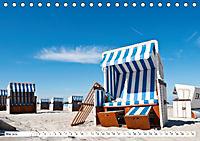Strandkörbe 2019 (Tischkalender 2019 DIN A5 quer) - Produktdetailbild 5