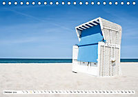 Strandkörbe 2019 (Tischkalender 2019 DIN A5 quer) - Produktdetailbild 10