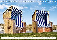Strandkörbe 2019 (Tischkalender 2019 DIN A5 quer) - Produktdetailbild 2