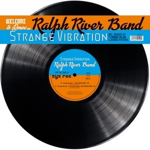 STRANGE VIBRATION, Ralph River Band