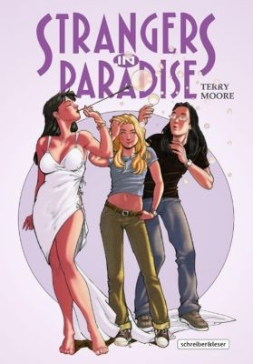 Strangers in Paradise - Terry Moore |