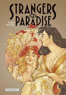 Strangers in Paradise, Terry Moore