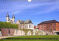 Straße der Romanik im Harz - eine Rundreise von Magdeburg in den Harz (Wandkalender 2019 DIN A4 quer) - Produktdetailbild 1