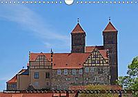 Straße der Romanik im Harz - eine Rundreise von Magdeburg in den Harz (Wandkalender 2019 DIN A4 quer) - Produktdetailbild 9