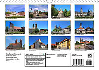 Straße der Romanik im Harz - eine Rundreise von Magdeburg in den Harz (Wandkalender 2019 DIN A4 quer) - Produktdetailbild 13