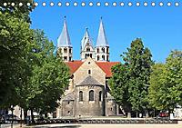 Straße der Romanik im Harz - eine Rundreise von Magdeburg in den Harz (Tischkalender 2019 DIN A5 quer) - Produktdetailbild 3
