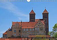 Strasse der Romanik im Harz - eine Rundreise von Magdeburg in den Harz (Wandkalender 2019 DIN A4 quer) - Produktdetailbild 9