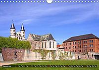 Strasse der Romanik im Harz - eine Rundreise von Magdeburg in den Harz (Wandkalender 2019 DIN A4 quer) - Produktdetailbild 1