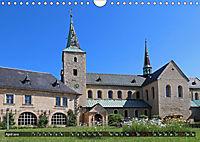 Strasse der Romanik im Harz - eine Rundreise von Magdeburg in den Harz (Wandkalender 2019 DIN A4 quer) - Produktdetailbild 4