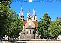Strasse der Romanik im Harz - eine Rundreise von Magdeburg in den Harz (Wandkalender 2019 DIN A4 quer) - Produktdetailbild 3