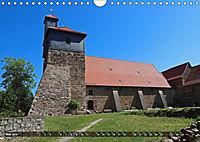 Strasse der Romanik im Harz - eine Rundreise von Magdeburg in den Harz (Wandkalender 2019 DIN A4 quer) - Produktdetailbild 5