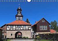 Strasse der Romanik im Harz - eine Rundreise von Magdeburg in den Harz (Wandkalender 2019 DIN A4 quer) - Produktdetailbild 8
