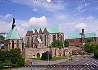 Strasse der Romanik im Harz - eine Rundreise von Magdeburg in den Harz (Wandkalender 2019 DIN A3 quer) - Produktdetailbild 2