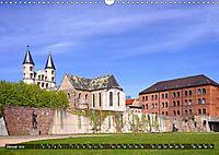 Strasse der Romanik im Harz - eine Rundreise von Magdeburg in den Harz (Wandkalender 2019 DIN A3 quer) - Produktdetailbild 1