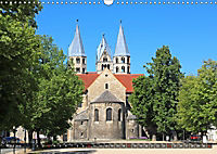 Straße der Romanik im Harz - eine Rundreise von Magdeburg in den Harz (Wandkalender 2019 DIN A3 quer) - Produktdetailbild 3