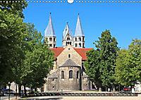 Strasse der Romanik im Harz - eine Rundreise von Magdeburg in den Harz (Wandkalender 2019 DIN A3 quer) - Produktdetailbild 3