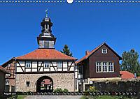 Strasse der Romanik im Harz - eine Rundreise von Magdeburg in den Harz (Wandkalender 2019 DIN A3 quer) - Produktdetailbild 8