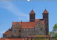 Strasse der Romanik im Harz - eine Rundreise von Magdeburg in den Harz (Wandkalender 2019 DIN A3 quer) - Produktdetailbild 9