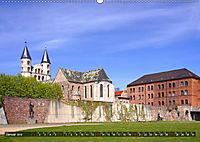 Straße der Romanik im Harz - eine Rundreise von Magdeburg in den Harz (Wandkalender 2019 DIN A2 quer) - Produktdetailbild 1