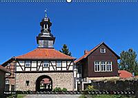 Straße der Romanik im Harz - eine Rundreise von Magdeburg in den Harz (Wandkalender 2019 DIN A2 quer) - Produktdetailbild 8