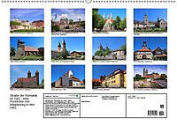 Straße der Romanik im Harz - eine Rundreise von Magdeburg in den Harz (Wandkalender 2019 DIN A2 quer) - Produktdetailbild 13