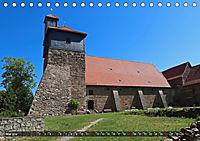 Straße der Romanik im Harz - eine Rundreise von Magdeburg in den Harz (Tischkalender 2019 DIN A5 quer) - Produktdetailbild 5
