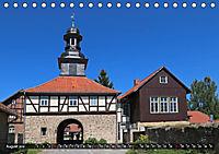 Straße der Romanik im Harz - eine Rundreise von Magdeburg in den Harz (Tischkalender 2019 DIN A5 quer) - Produktdetailbild 8