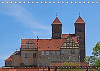 Straße der Romanik im Harz - eine Rundreise von Magdeburg in den Harz (Tischkalender 2019 DIN A5 quer) - Produktdetailbild 9