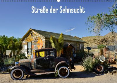 Strasse der Sehsucht (Wandkalender 2019 DIN A2 quer), André Poling