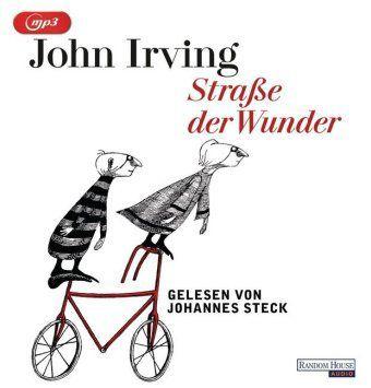 Straße der Wunder, 3 MP3-CDs, John Irving