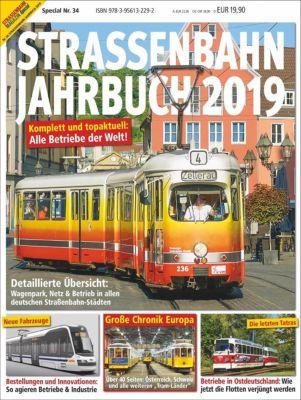 Straßenbahn Jahrbuch 2019