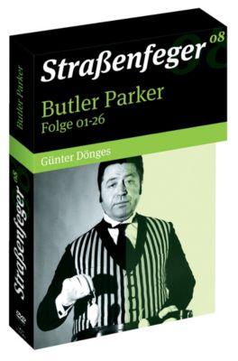Straßenfeger - Butler Parker, Günter Dönges