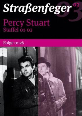 Straßenfeger - Percy Stuart Box I, Staffeln 1+2, Karl Heinz Zeitler