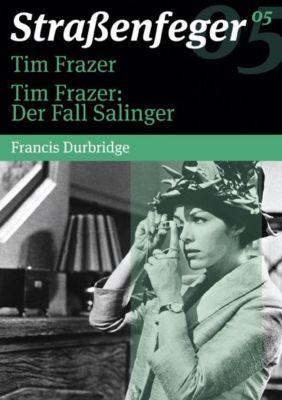 Straßenfeger - Tim Frazer und Tim Frazer: Der Fall Salinger, Francis Durbridge